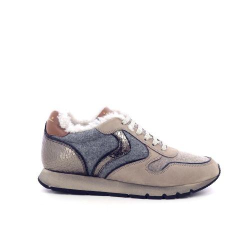 Voile blanche damesschoenen sneaker zwart 199173