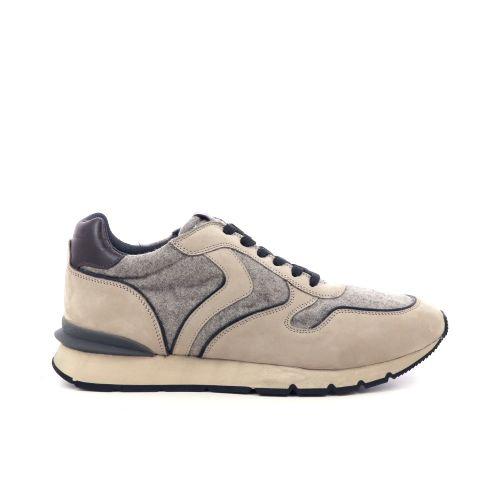 Voile blanche  sneaker grijs 210111