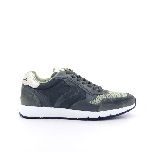 Voile blanche herenschoenen sneaker kaki 205740