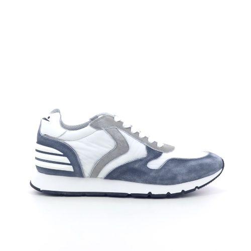 Voile blanche herenschoenen sneaker kaki 205746