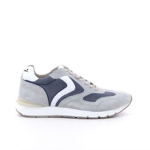 Voile blanche herenschoenen sneaker lichtgrijs 205749