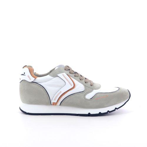 Voile blanche herenschoenen sneaker zandbeige 205748