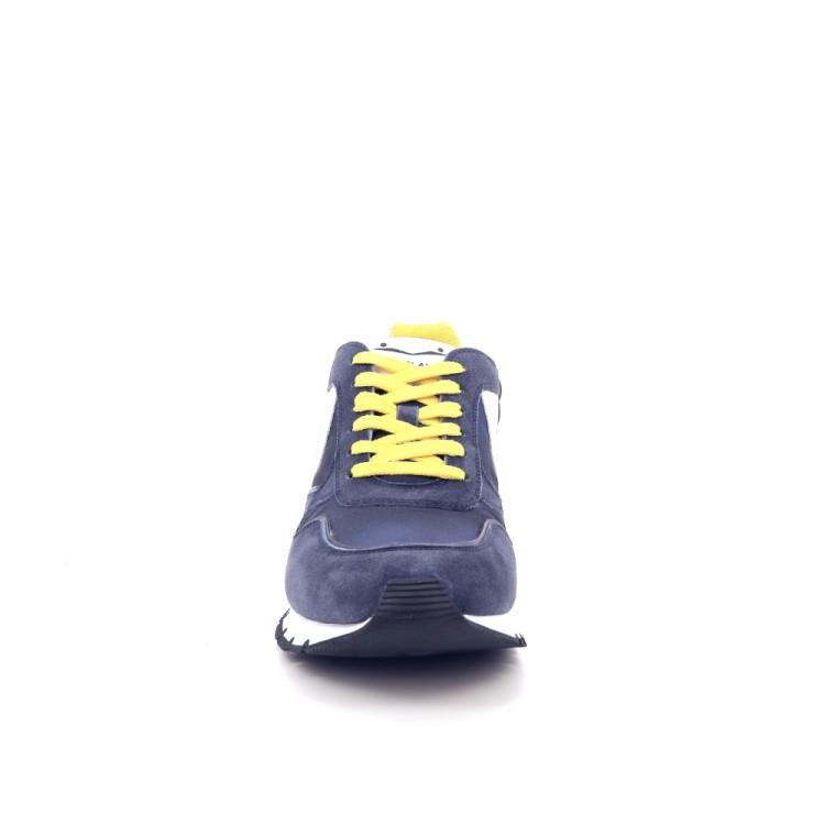 Voile blanche herenschoenen sneaker donkerblauw 199360