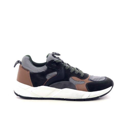Voile blanche  sneaker kaki 210110