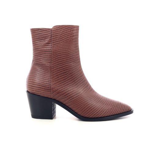 Voltan damesschoenen boots cognac 210212