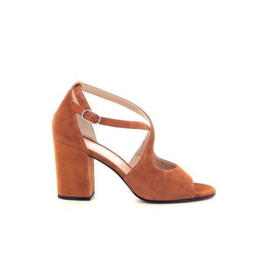 Voltan damesschoenen sandaal cognac 211800