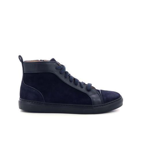 Voltan damesschoenen sneaker donkerblauw 207975