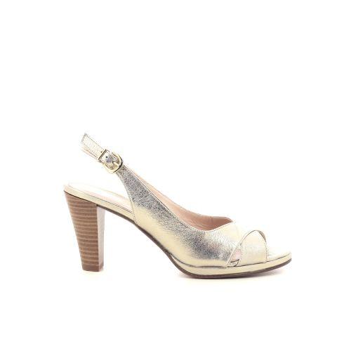 Voltan damesschoenen sandaal goud 191151