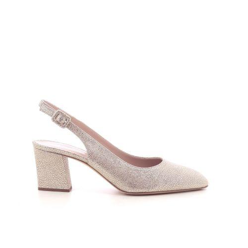 Voltan damesschoenen sandaal oranje 202433