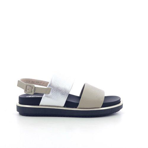 Voltan damesschoenen sandaal taupe 202118