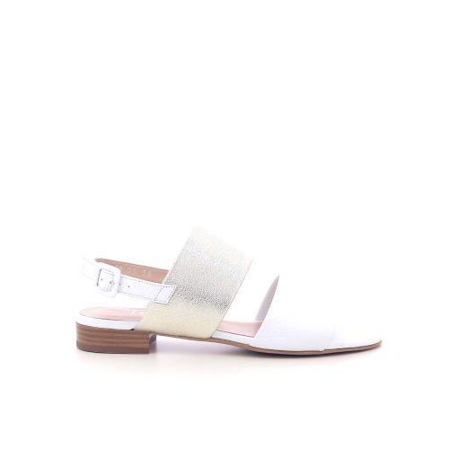 Voltan damesschoenen sandaal wit 211831