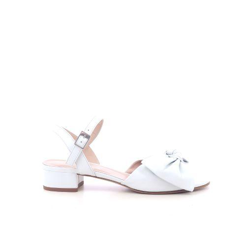 Voltan damesschoenen sandaal wit 214995