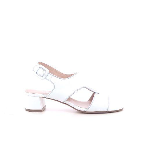 Voltan damesschoenen sandaal wit 215019
