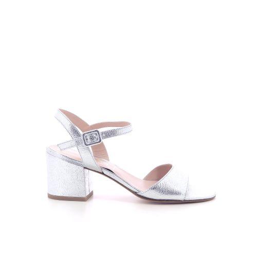 Voltan damesschoenen sandaal zilver 201678