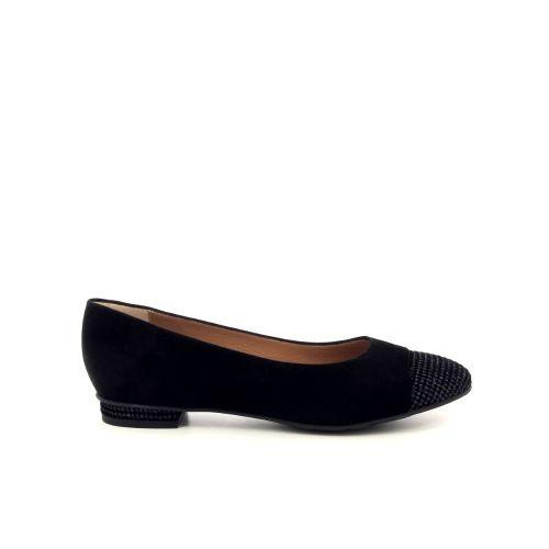 Voltan damesschoenen ballerina zwart 197844