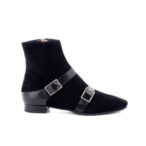 Voltan damesschoenen boots zwart 197906
