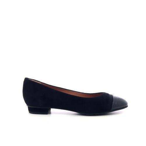 Voltan damesschoenen ballerina zwart 207918
