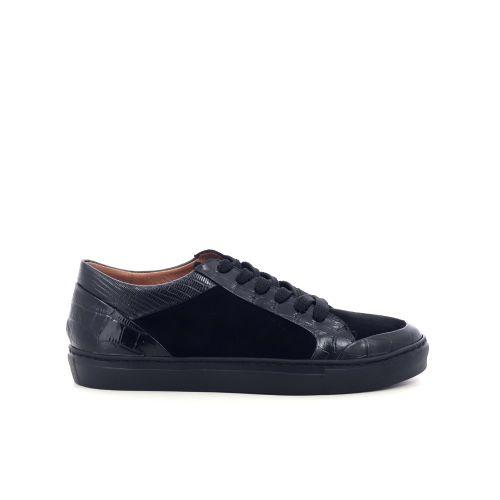 Voltan damesschoenen sneaker zwart 207978