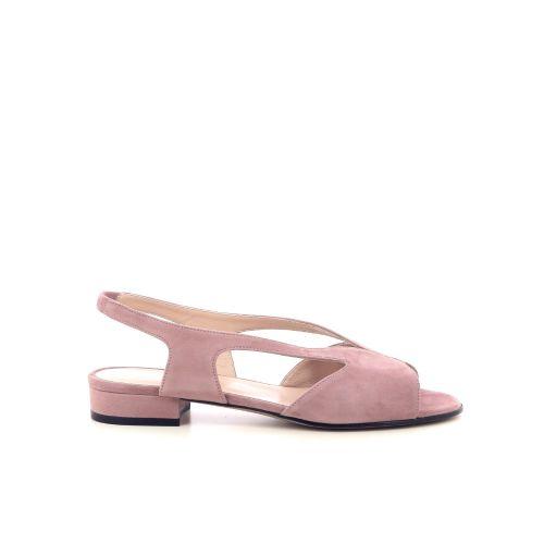 Voltan damesschoenen sandaal zwart 214996