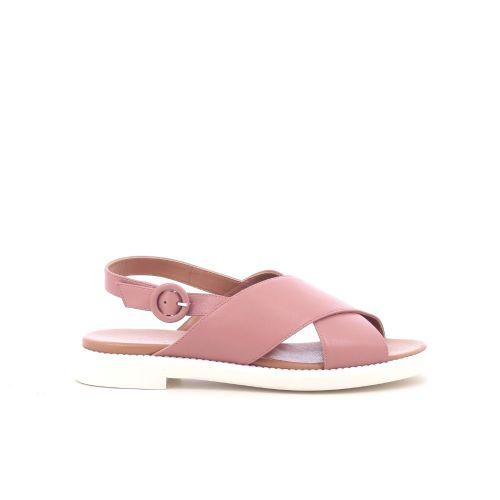Voltan damesschoenen sandaal zwart 215013