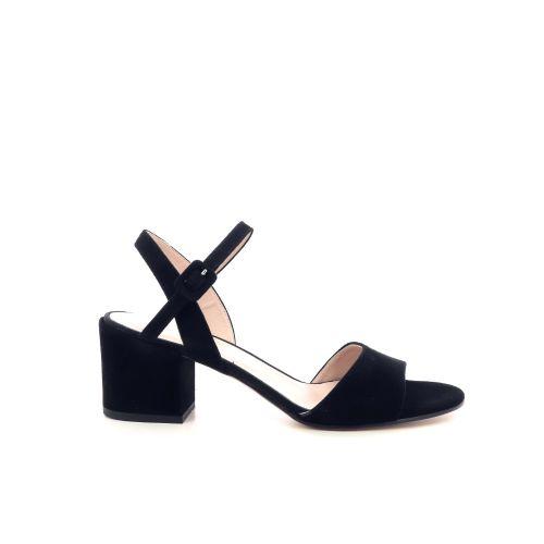 Voltan damesschoenen sandaal zwart 215022