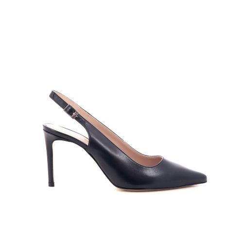 Voltan damesschoenen sandaal zwart 215061