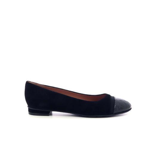 Voltan damesschoenen ballerina zwart 218736