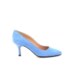 Voltan damesschoenen pump blauw 168020