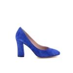Voltan damesschoenen pump blauw 185278