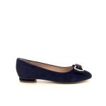 Voltan damesschoenen ballerina blauw 195471