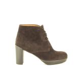 Voltan damesschoenen boots bruin 16633