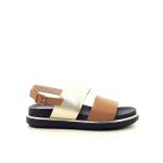 Voltan damesschoenen sandaal cognac 202119