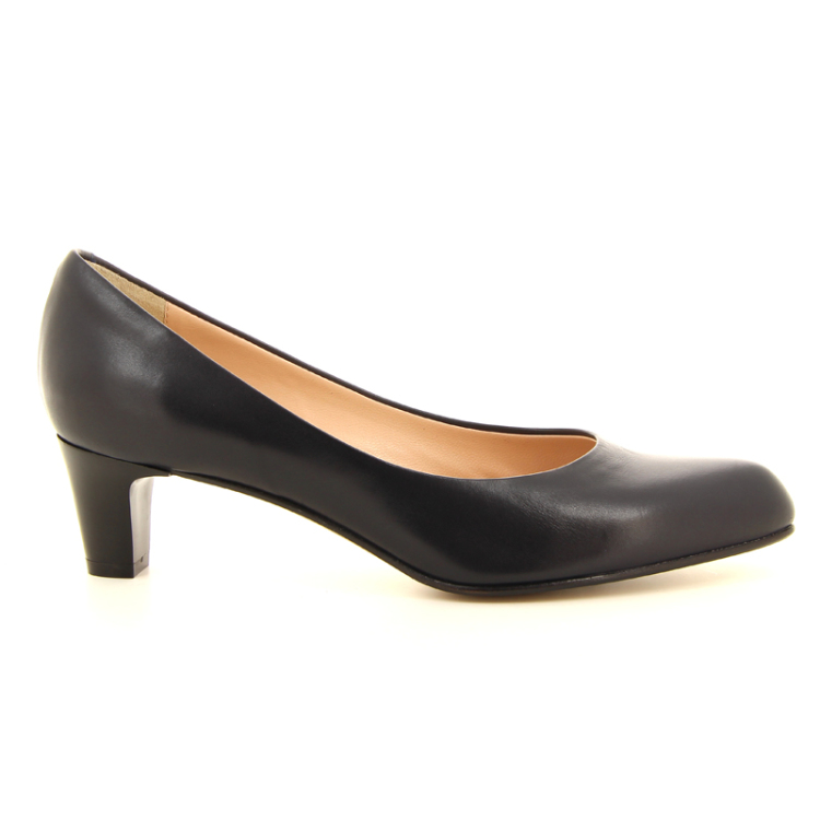 Voltan damesschoenen pump donkerblauw 97735