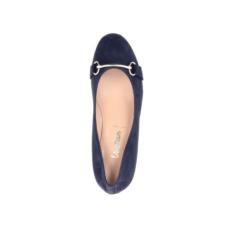 Voltan damesschoenen pump donkerblauw 195488