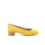 Voltan damesschoenen ballerina geel 172363