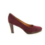 Voltan damesschoenen pump rood 16575