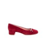 Voltan damesschoenen pump rood 181026
