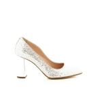 Voltan damesschoenen pump zilver 172304
