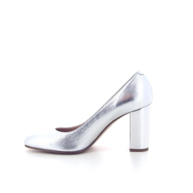 Voltan damesschoenen pump zilver 172331