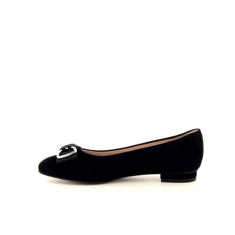 Voltan damesschoenen ballerina zwart 195471