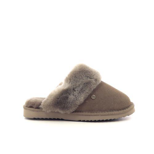 Warmbat  pantoffel oudroos 210547