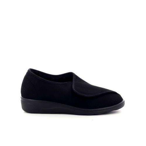 Westland damesschoenen pantoffel taupe 210487