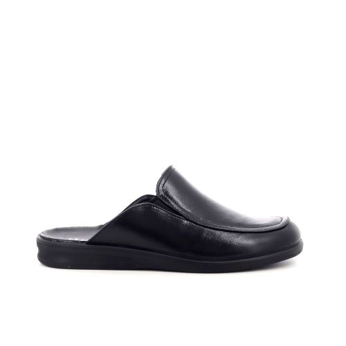 Westland herenschoenen pantoffel zwart 214591