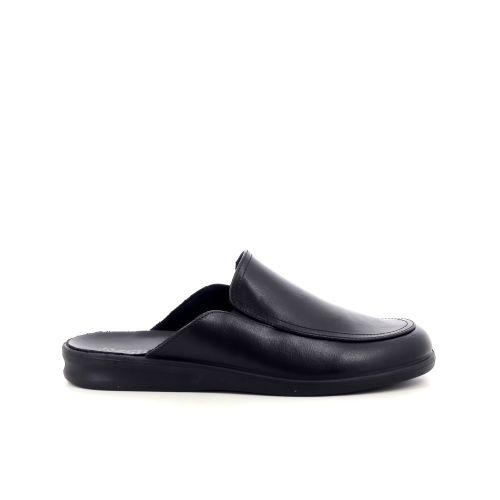 Westland herenschoenen pantoffel zwart 217250