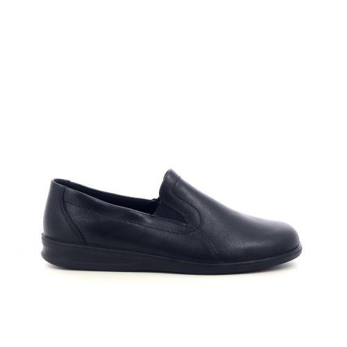 Westland herenschoenen pantoffel zwart 217251