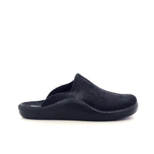 Westland herenschoenen pantoffel zwart 217254