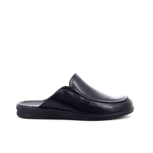 Westland  pantoffel zwart 214591
