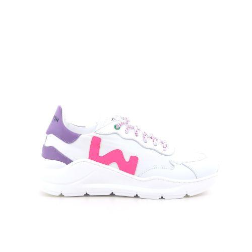Womsh koppelverkoop sneaker poederrose 203496
