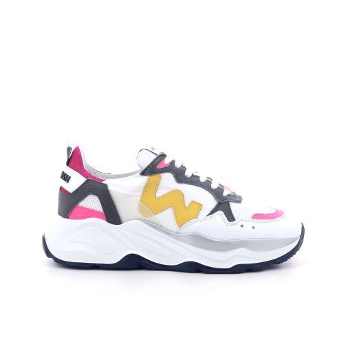 Womsh solden sneaker wit 203495