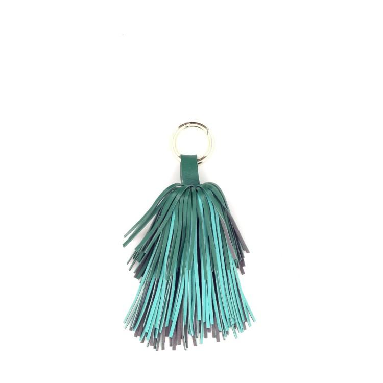 Yess accessoires sleutelhanger groen 192662